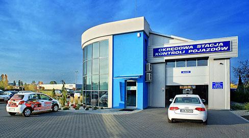 Stacja kontroli pojazdów Włocławek
